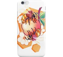 Bees & Apricot iPhone Case/Skin