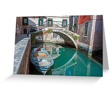 Venice, Italy. Greeting Card