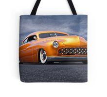 1950 Mercury Custom Coupe Tote Bag