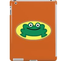 PARAPPA THE RAPPER FROG BEANIE iPad Case/Skin