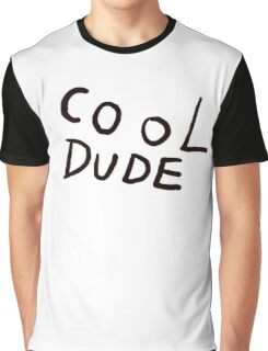 Cool Dude Tee Graphic T-Shirt
