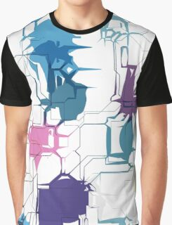 Cracked wall Graphic T-Shirt