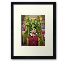 Happy Retirement, Frank Framed Print