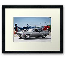 1968 Chevrolet Nova Framed Print