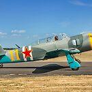 Let C-11 Moose yellow 11 G-YCII by Colin Smedley