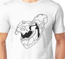 TETE ROBOT GHOST IN THE SHELL Unisex T-Shirt