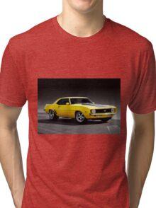 1969 Chevrolet Camaro SS Tri-blend T-Shirt