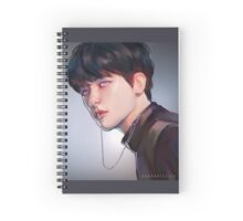Monster Baekhyun Spiral Notebook