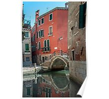 Venice, Italy. Poster