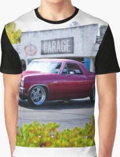 1970 Chevrolet El Camino SS Graphic T-Shirt