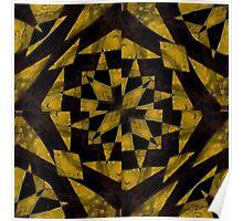 Bold Geometric Poster