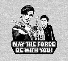 Use the Force, Doctor Jedi (Cartoon) Unisex T-Shirt