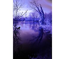 Spooky waters Photographic Print