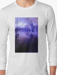Spooky waters Long Sleeve T-Shirt