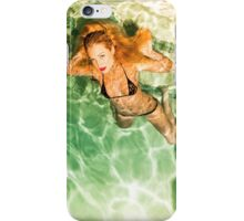 Piper Precious Wet  No73-5824 iPhone Case/Skin