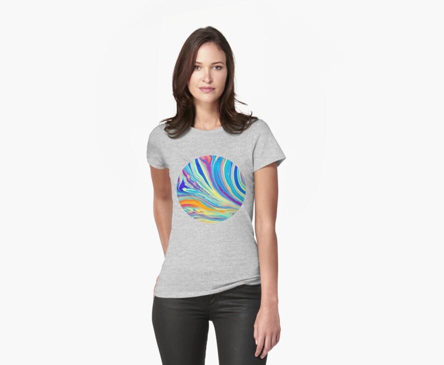 rainbow swirl by Ingz