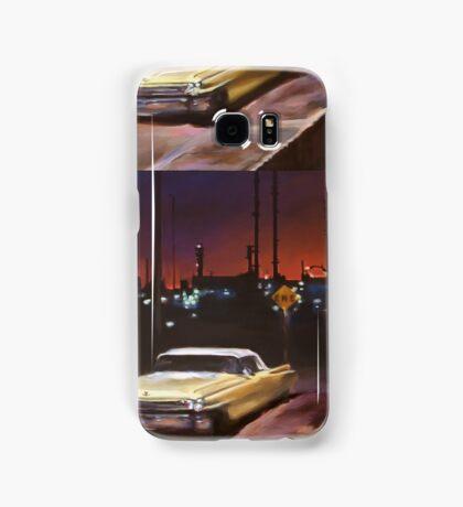 Yellow Cadillac Samsung Galaxy Case/Skin