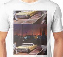 Yellow Cadillac Unisex T-Shirt