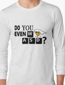 PC Master Race Do You Even MLG  - Steam Gamer Geek Long Sleeve T-Shirt