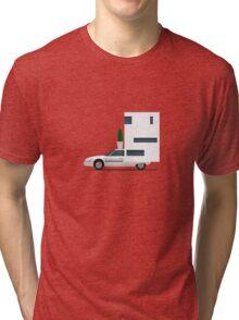 Citroen CX Motorhome Tri-blend T-Shirt