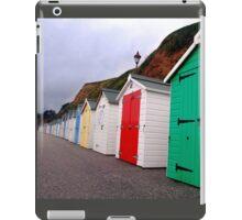 Beach Huts - Seaton iPad Case/Skin