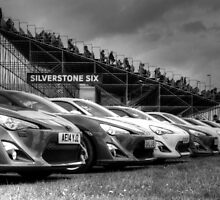 Toyota Line Up by Vicki Spindler (VHS Photography)