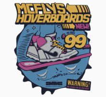 MCFLYS HOVERBOARDS One Piece - Short Sleeve