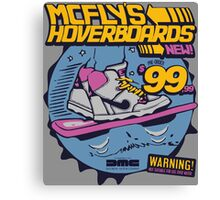 MCFLYS HOVERBOARDS Canvas Print