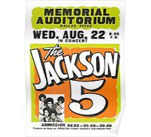 Jackson 5 Poster
