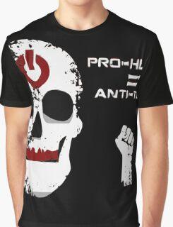 Anti Tech - Pro Human Graphic T-Shirt