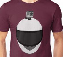 GoPro- MotoVlogger Helmet Cam Unisex T-Shirt