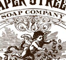 Paper Street Soap Company Sticker