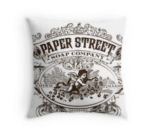 Paper Street Soap Company Throw Pillow