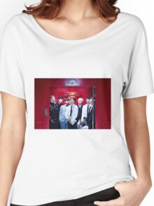 BTS GROUP - DOPE #2 Women's Relaxed Fit T-Shirt
