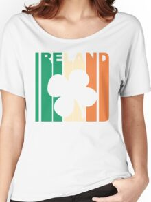Retro Ireland Women's Relaxed Fit T-Shirt