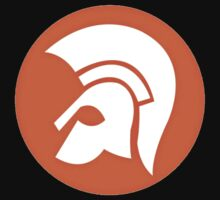 "Trojan Records 6 "" logo "" Kids Tee"