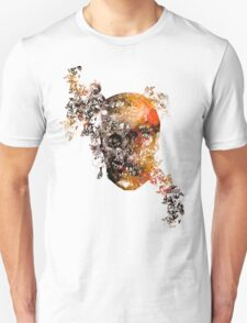 skull crystallisation Unisex T-Shirt