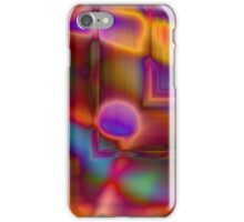 Geometry and Color iPhone Case/Skin