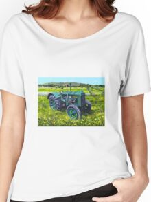 Fordson on the Brooks Women's Relaxed Fit T-Shirt