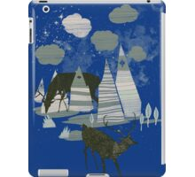 magic mountains iPad Case/Skin