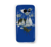 magic mountains Samsung Galaxy Case/Skin
