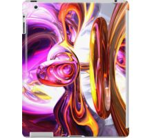 Soundwave Abstract iPad Case/Skin