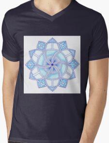 Perpetuum Mobile Mens V-Neck T-Shirt