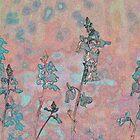 Topaz Coral Meadow by Susan Nixon