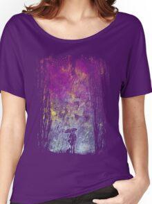 purple rain Women's Relaxed Fit T-Shirt