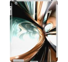 Divine Flavor Abstract iPad Case/Skin