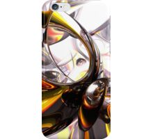 Reckless Defiance Abstract iPhone Case/Skin