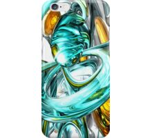 Blissfulness Abstract iPhone Case/Skin