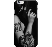 Dangerous Beauty iPhone Case/Skin