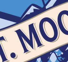 Mt. Moon Pokemon Beer Label Sticker